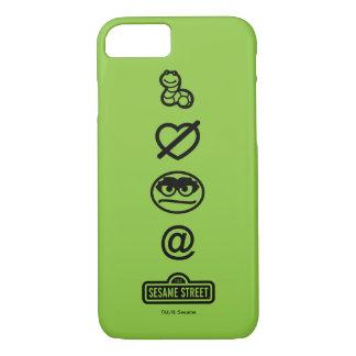 Coque iPhone 7 Oscar les icônes de rouspéteur