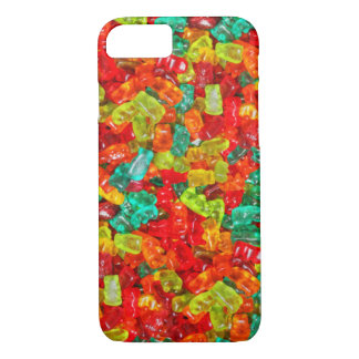 Coque iPhone 7 Ours gommeux