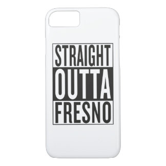 Coque iPhone 7 outta droit Fresno