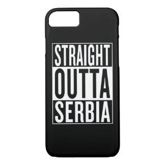 Coque iPhone 7 outta droit Serbie
