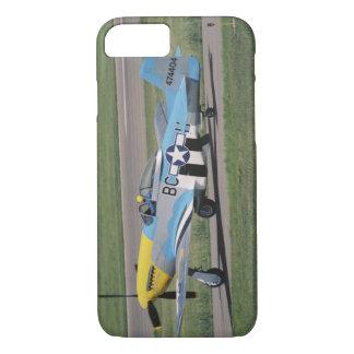 Coque iPhone 7 P-51 nord-américain D brillant Donna sur