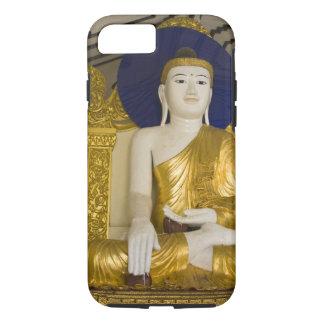 Coque iPhone 7 Pagoda de Shwedagon (Paya), grand site de temple