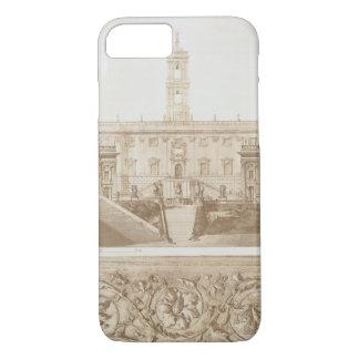 Coque iPhone 7 Palazzo Senatorio, le capitol, Rome, de 'Fragme