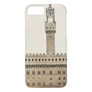 Coque iPhone 7 Palazzo Vecchio, ou le della Signoria, la Floride