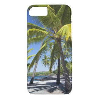 Coque iPhone 7 Palmiers, parc historique national Pu'uhonua o