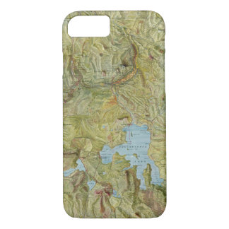 Coque iPhone 7 Parc national 2 de Yellowstone