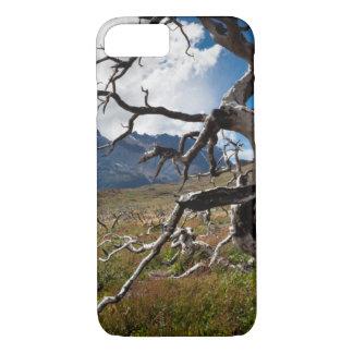 Coque iPhone 7 Parc national de Torres del Paine, arbres