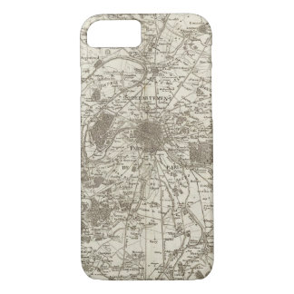 Coque iPhone 7 Paris 5