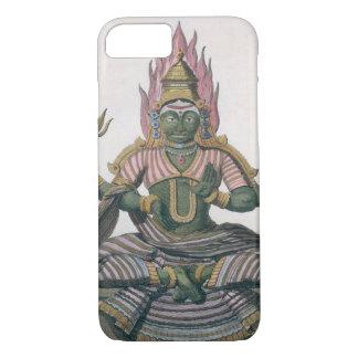 """Coque iPhone 7 Parvati, de """"voyage Indes aux. et d'une La Chine"""""""