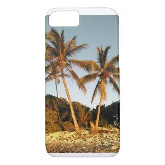 Coque iPhone 7 Paumes en Hawaï