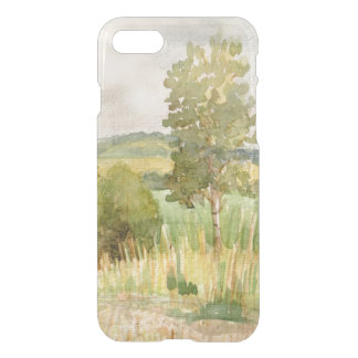 Coque iPhone 7 Paysage d'aquarelle