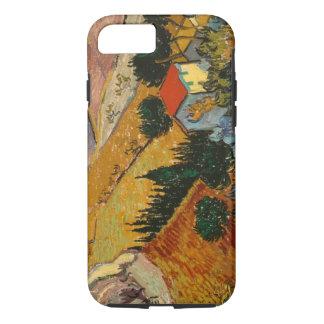 Coque iPhone 7 Paysage de Vincent van Gogh | avec la Chambre et