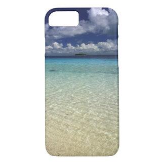 Coque iPhone 7 Paysage d'île, île de Vava'u, Tonga