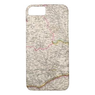 Coque iPhone 7 Péninsule balkanique, Turquie, Roumanie