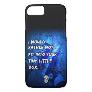 Coque iPhone 7 Petite couverture minuscule de téléphone portable