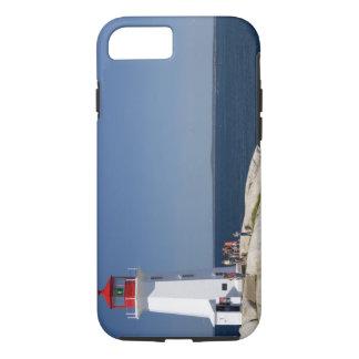Coque iPhone 7 Phare à la crique de Peggy, la Nouvelle-Écosse,