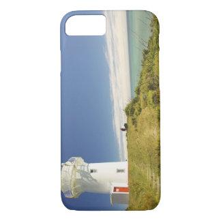 Coque iPhone 7 Phare est de cap, Eastland, Nouvelle Zélande