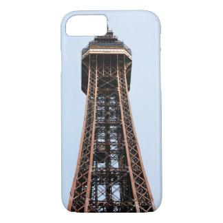 Coque iPhone 7 Photo de souvenir de tour de Blackpool