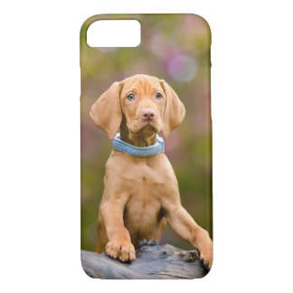 Coque iPhone 7 Photo puppyeyed mignonne de chiot de chien de