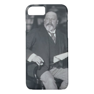 Coque iPhone 7 Photographie de portrait de l'Edouard VII