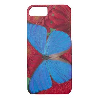 Coque iPhone 7 Photographie de Sammamish Washington du papillon