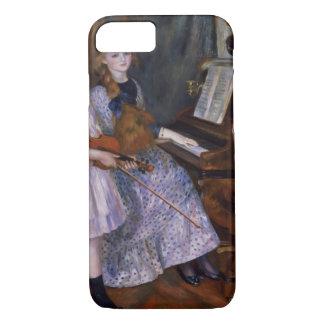 Coque iPhone 7 Pierre un Renoir | les filles de Catulle Mendes