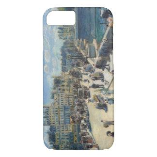 Coque iPhone 7 Pierre un Renoir | Pont Neuf, Paris