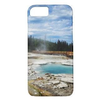 Coque iPhone 7 Piscines bleues de cas de téléphone de Hotness