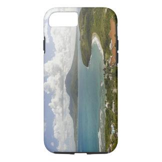 Coque iPhone 7 Plage de tortue, péninsule du sud-est, St Kitts,