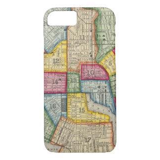 Coque iPhone 7 Plan de Baltimore