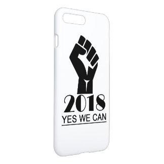 Coque iPhone 7 Plus 2018 oui que nous pouvons enfermer