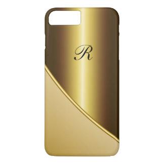 Coque iPhone 7 Plus Affaires de l'or des hommes