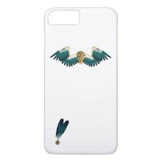 Coque iPhone 7 Plus Ailes mécaniques de Steampunk