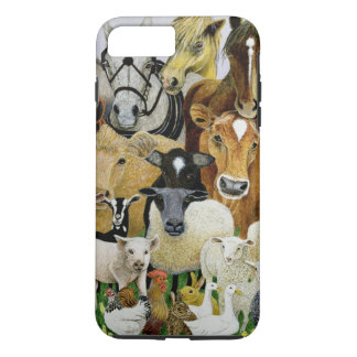 Coque iPhone 7 Plus Allsorts animal