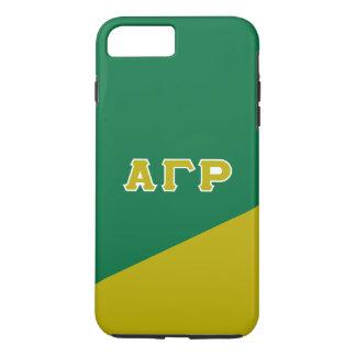 Coque iPhone 7 Plus Alpha lettres gamma de Grec du Rho |