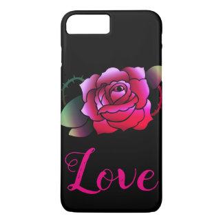 Coque iPhone 7 Plus Amour