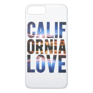 Coque iPhone 7 Plus Amour de la Californie