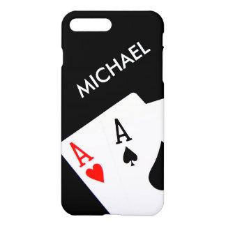 Coque iPhone 7 Plus As avec le nom