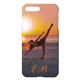 Coque iPhone 7 Plus Ballet de coucher du soleil