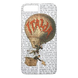 Coque iPhone 7 Plus Ballon à air chaud de l'Italie