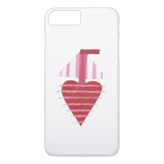 Coque iPhone 7 Plus Bateau IPhone de Loveheart 8/7 cas plus