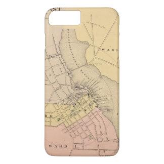 Coque iPhone 7 Plus Belfast, Maine 2