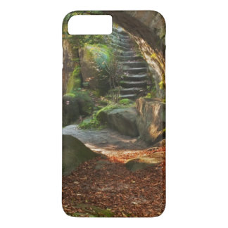 Coque iPhone 7 Plus Belle scène d'automne