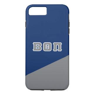 Coque iPhone 7 Plus Bêtas lettres de Grec du thêta pi |
