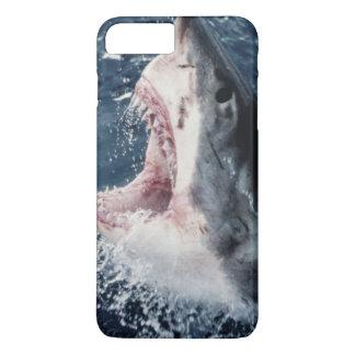 Coque iPhone 7 Plus Bouche élevée de requin ouverte