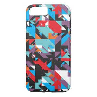 Coque iPhone 7 Plus Caisse colorée de téléphone