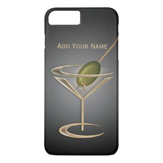 Coque iPhone 7 Plus Caisse de l'iPhone personnalisée par cocktails