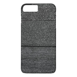 Coque iPhone 7 Plus Caisse de pierre de Rosetta