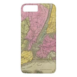 Coque iPhone 7 Plus Carte du pays