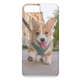 Coque iPhone 7 Plus cas de chiot de corgi